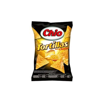 Chio Tortillas Nacho Cheese 125 g