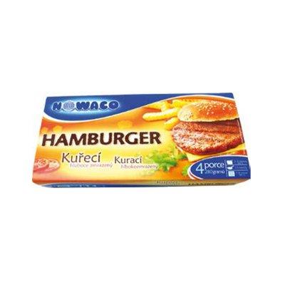 Kuřecí hamburger 280 g