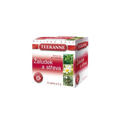 Teekanne čaj Žaludek a střeva 20 g