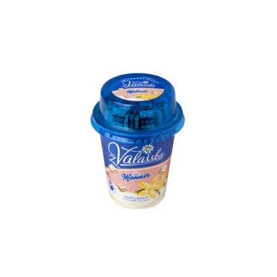 Smetanový jogurt z Valašska vanilkový s Manner oplatky 140 g