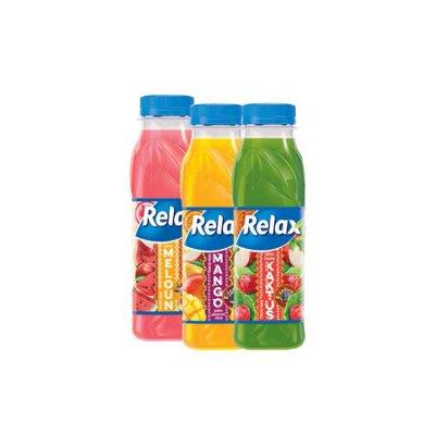 Relax Exotica jablko - meloun 0,3 l