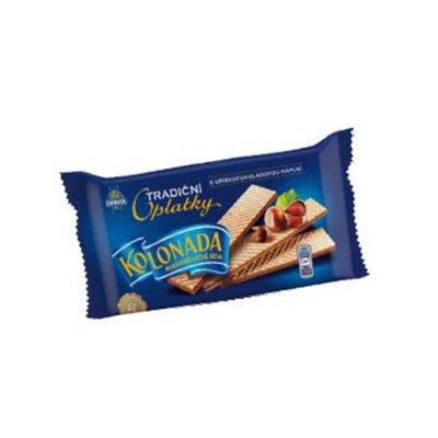 Kolonáda tradiční oplatky oříškočokoládové 140 g