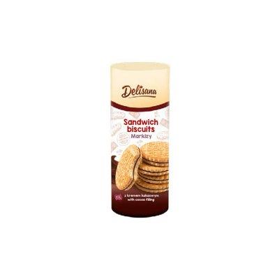 Kulaté sušenky Delisana 300 g