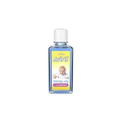 Aviril dětský olej s azulenem 50 ml