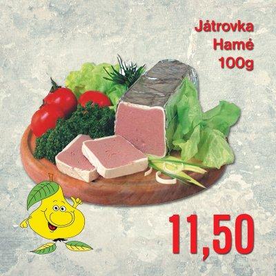 Játrovka Hamé 100 g