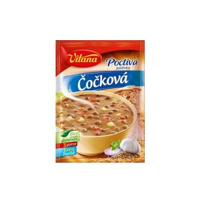 Poctivá čočková polévka 127 g