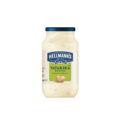 Hellmann's tatarská omáčka 650 ml