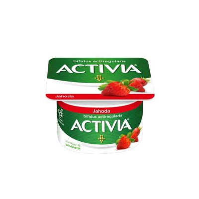 Activia Jahoda 120 g
