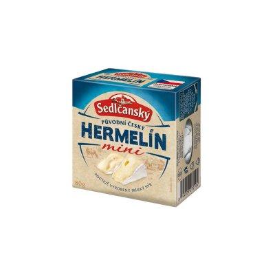 Sedlčanský Hermelín mini 80 g