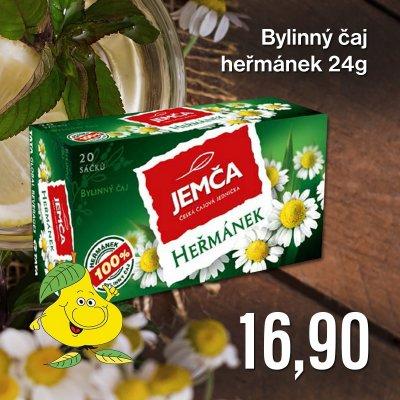Bylinný čaj heřmánek 24 g