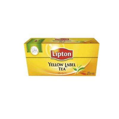 Lipton čaj Yellow Label 25 x 2 g
