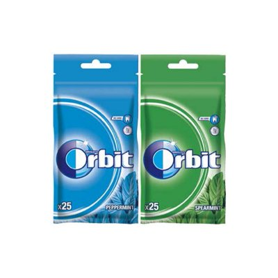 Orbit dražé Peppermint 35 g