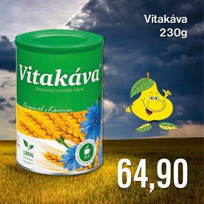 Vitakáva 230 g