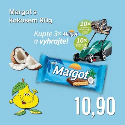 Margot s kokosem 90 g