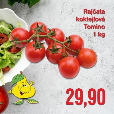 Rajčata koktejlová Tomino 1 kg