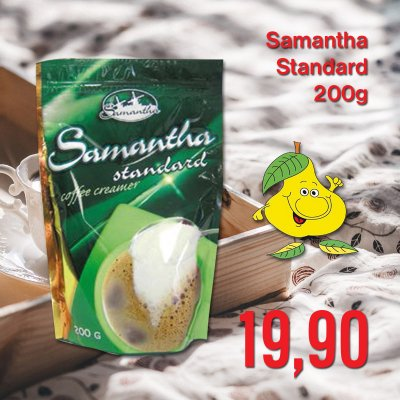 Samantha Standard 200 g