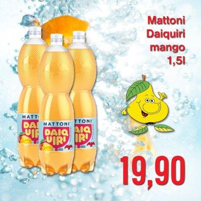 Mattoni Daiquiri mango 1,5 l