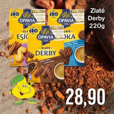 Zlaté Derby 220 g