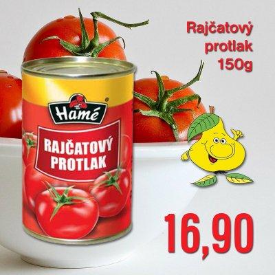 Rajčatový protlak 150 g