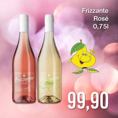 Frizzante Rosé 0,75 l