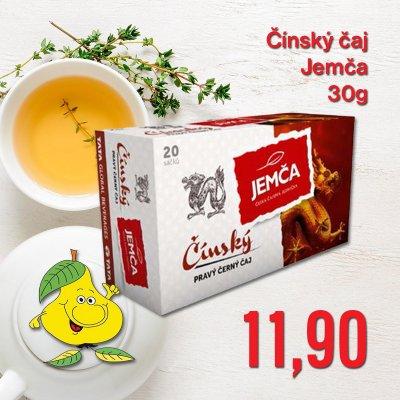 Čínský čaj Jemča 30 g