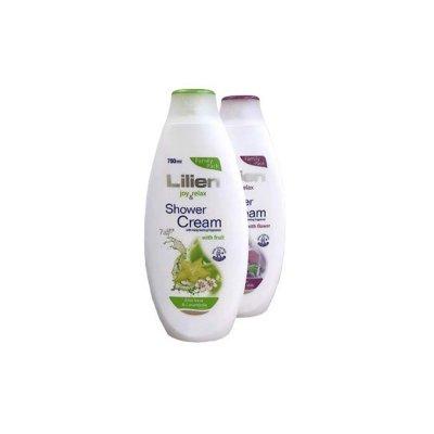 Lilien krémový sprchový gel Aloe Vera 750 ml
