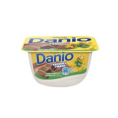 Danio čokoládovo-oříškový 130 g