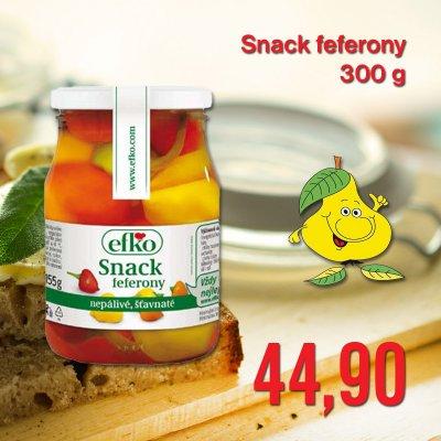 Snack feferony 300 g