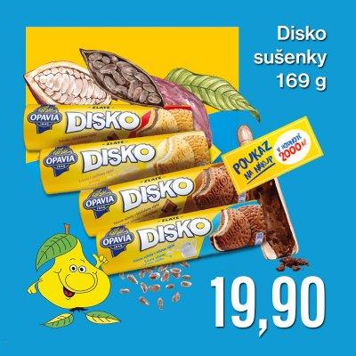 Disko sušenky 169 g