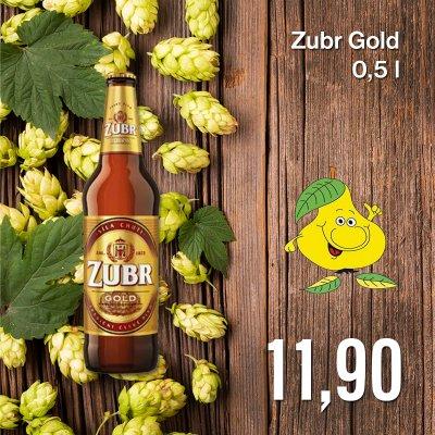 Zubr Gold 0,5 l