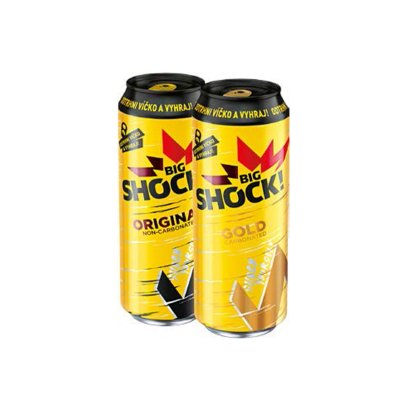 Big Shock Gold 0,5 l