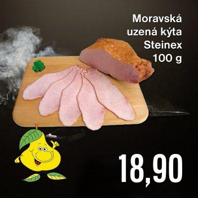 Moravská uzená kýta Steinex 100 g