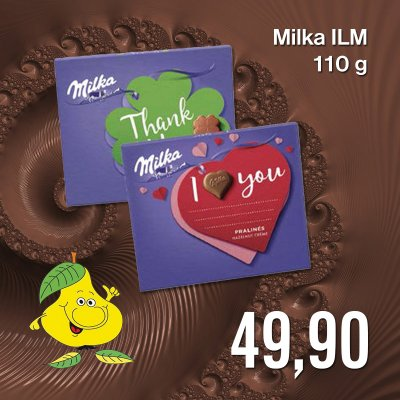 Milka ILM 110 g