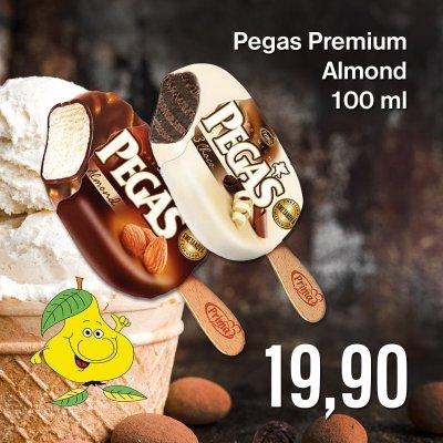 Pegas Premium Almond 100 ml