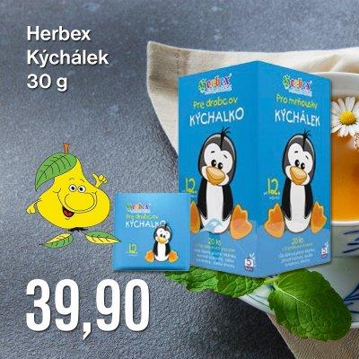 Herbex Kýchálek 30 g