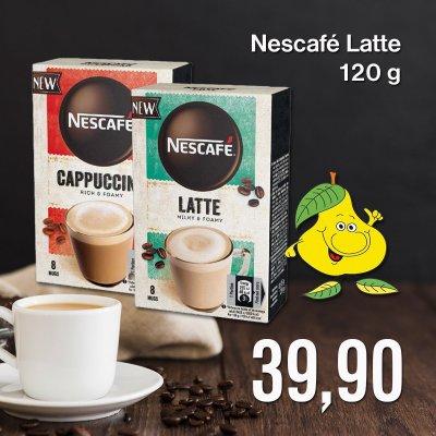Nescafé Latte 120 g