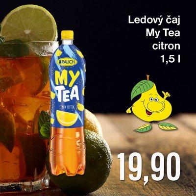 Ledový čaj My Tea citron 1,5 l
