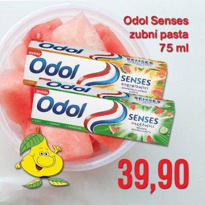 Odol Senses zubní pasta 75 ml