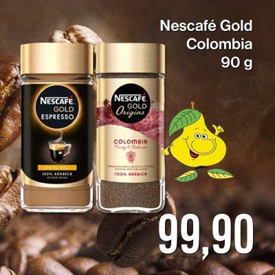 Nescafé Gold Colombia 90 g