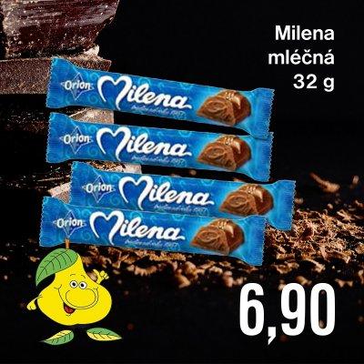 Milena mléčná 32 g