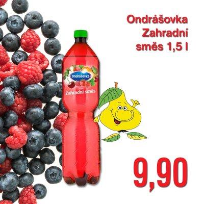 Ondrášovka Zahradní směs 1,5 l