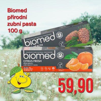 Biomed přírodní zubní pasta 100 g