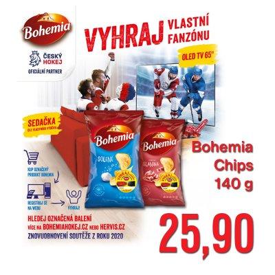 Bohemia Chips 140 g