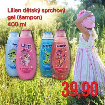 Lilien dětský sprchový gel  400 ml