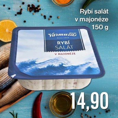 Rybí salát v majonéze 150 g