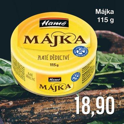 Májka 115 g