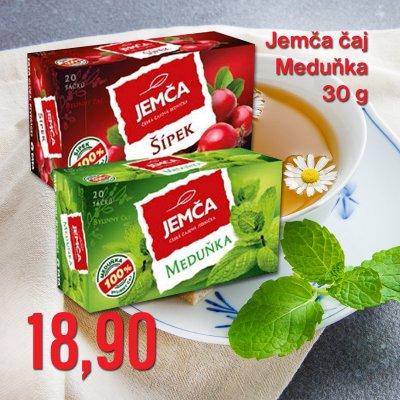 Jemča čaj Meduňka 30 g