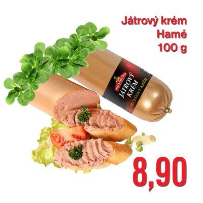 Játrový krém Hamé 100 g