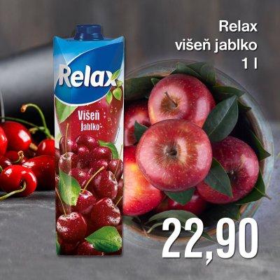 Relax višeň jablko 1 l