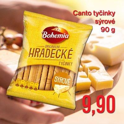 Canto tyčinky sýrové 90 g